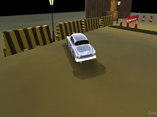 Thumbnail of Multi Levels Car Parking Game