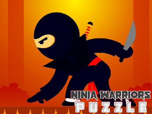 Ninja Warriors Puzzle thumbnail