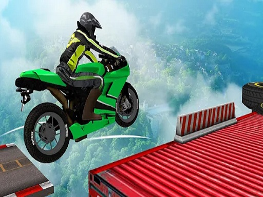 Thumbnail for Extreme Impossible Bike Track Stunt Challenge 2020