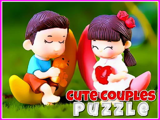 Cute Couples Puzzle thumbnail