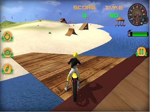 Thumbnail of Moto Beach Jumping Simulator Game