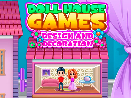 Doll House Games Design and Decoration thumbnail