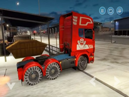 City & Offroad Cargo Truck Game thumbnail
