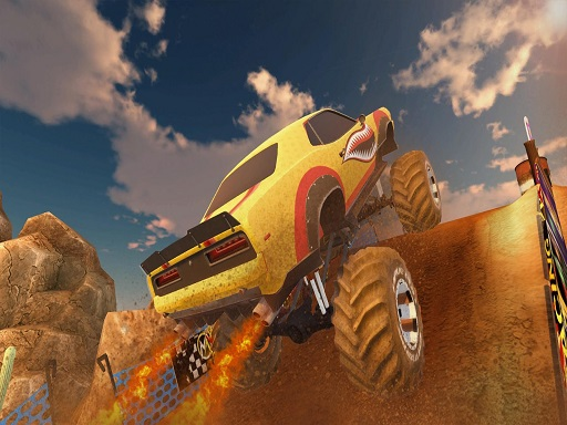 Thumbnail of Ultimate MMX Heavy Monster Truck : Police Chase Racing
