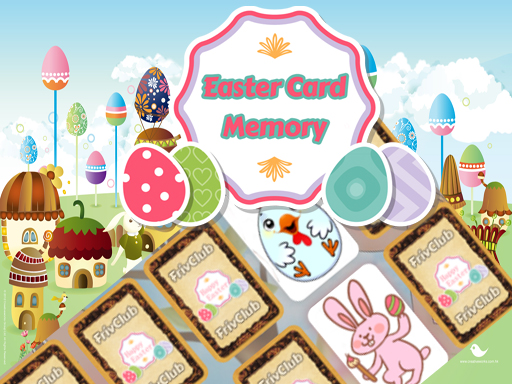Thumbnail of Easter Card Memory Deluxe