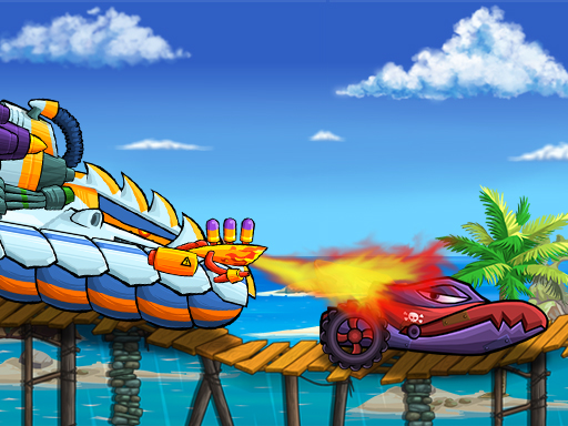 Car Eats Car: Sea Adventure thumbnail