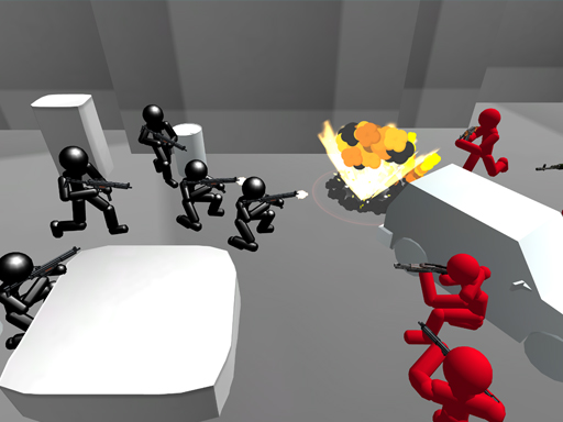 Thumbnail for Counter Stickman Battle Simulator