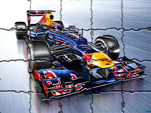 Thumbnail of F1 Jigsaw Puzzle