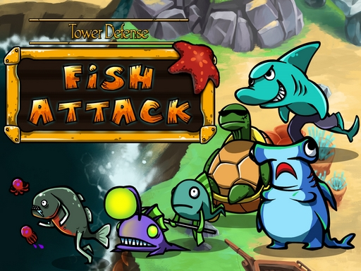 Thumbnail of Tower defense : Fish attack