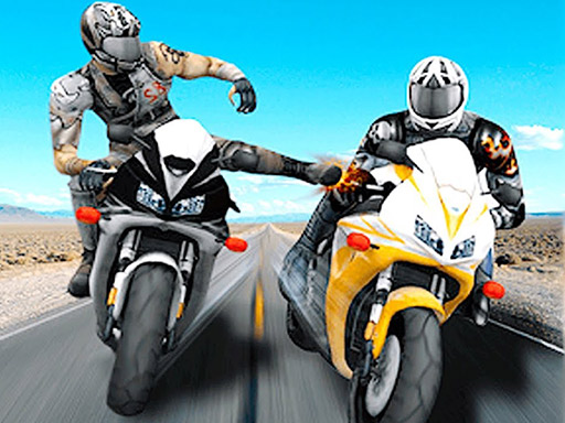 Thumbnail of Moto Bike Attack Race Master