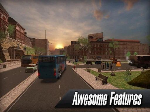 Thumbnail for Real City Coach Bus Simulator