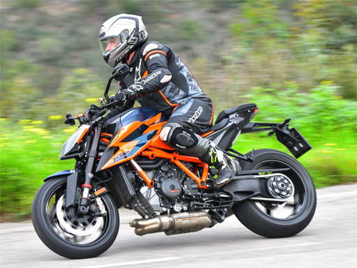 Thumbnail of KTM Super Duke R Puzzle
