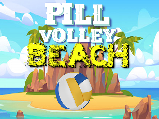 Thumbnail for Pill Volley Beach